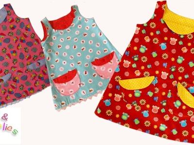 How to sew Megan's Dress
