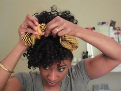 How To: Wear a Head-Scarf (3 Ways)