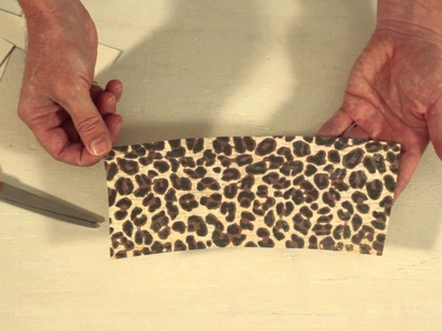 Learn How to Decoupage Rounded Objects