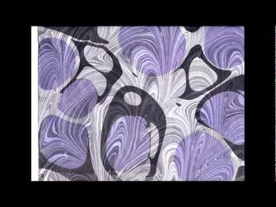 Paper Marbling--An Ancient Book Art.wmv