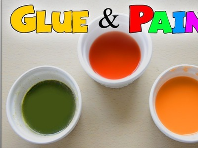 PET SAFE GLUE & PAINT TUTORIAL