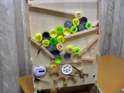 Plastic bottle cap counter Rev.2