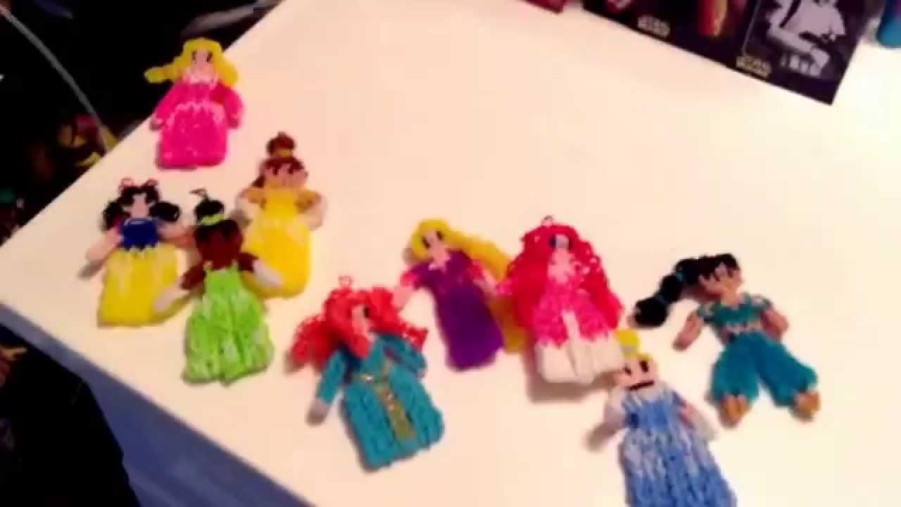 Rainbow Loom Disney Princess Collection