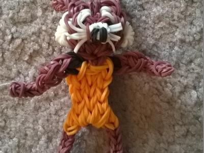 Rainbow Loom Rocky Raccoon Tutorial Part Two