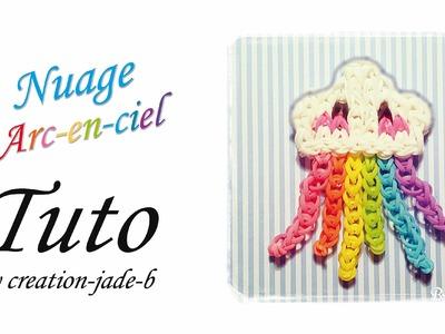 Tuto Rainbow Loom - Nuage Arc-en-ciel Kawaii !