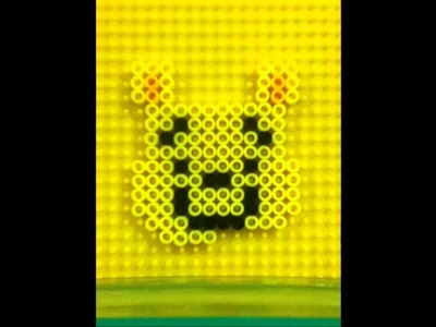 Winnie the pooh perler bead tutorial