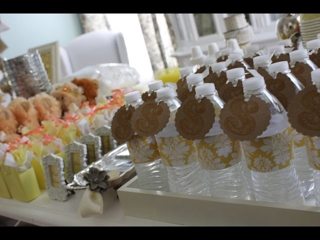 Baby Shower Ideas and Tips