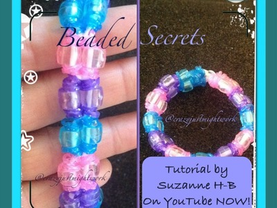Beaded Secrets Bracelet Tutorial - Rainbow Loom