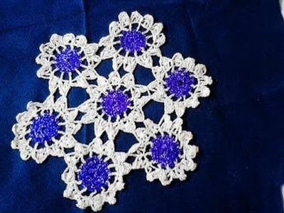 Carpeta  ganchillo crochet