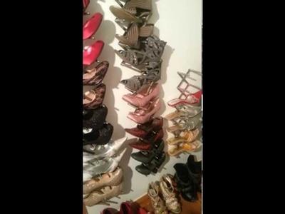 Cheap Diy shoe storage ideas