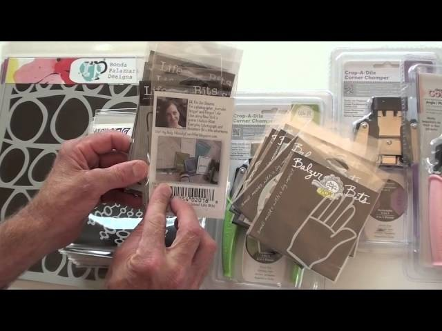 Crafter's Workshop, Tim Holtz, We R Memory Keepers