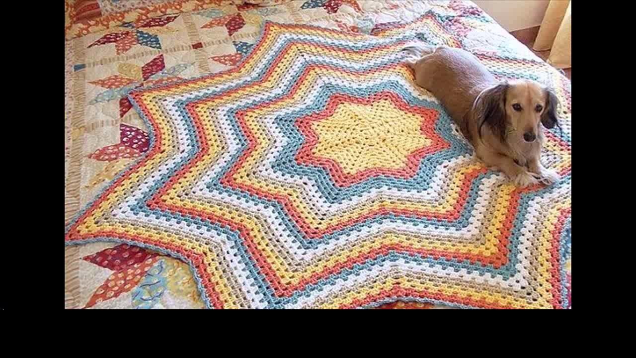 Crochet star stitch crochet geek