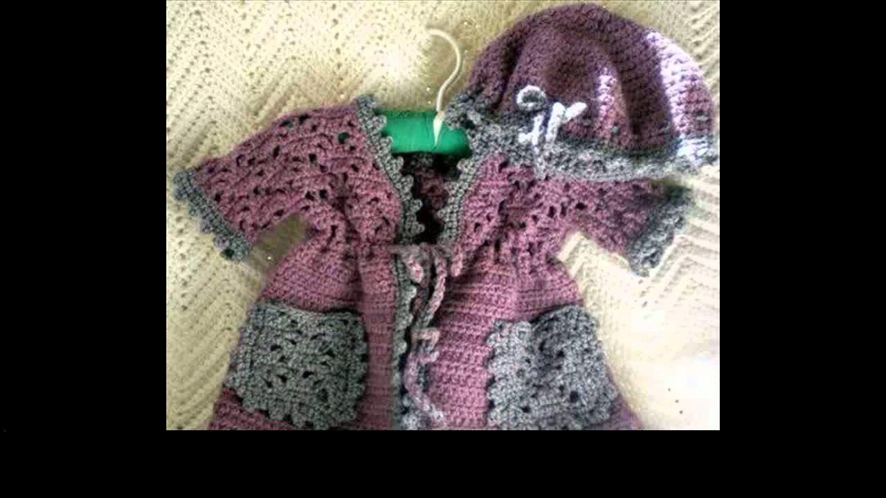 Crochet sweater for men