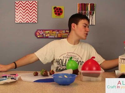 DIY | Cooking | Chocolate Bowls