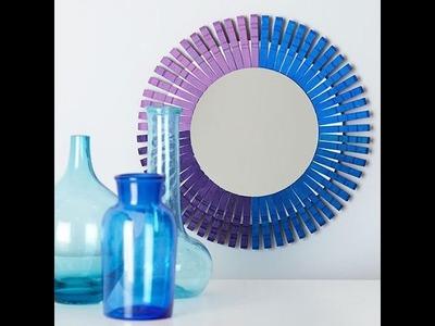 DIY Mirror Ideas