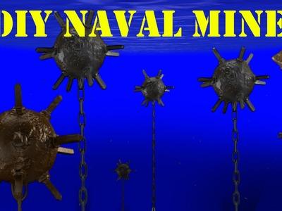 DIY Naval Mine . or Mace