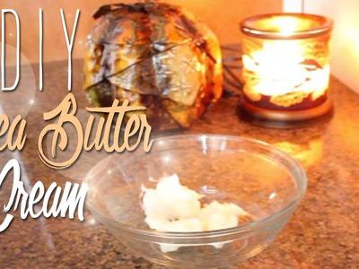 DIY - Shea Butter Cream