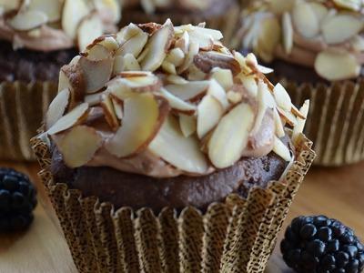 Gluten-free Protein Cupcakes with Dymatize ISO 100 (Magdalena de proteina, sin gluten)