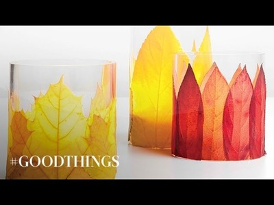 Good Things: Three Useful Tips to get the Most out of Holiday Candles - Martha Stewart