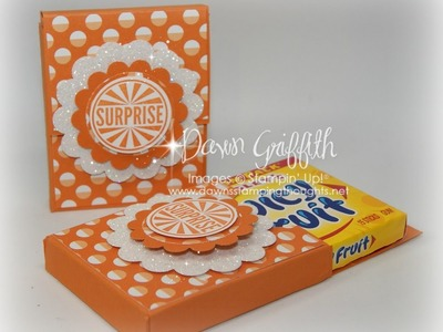 Gum Holder Box with Dawn