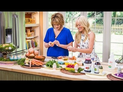 Home & Family - How To Naturally Dye Easter Eggs