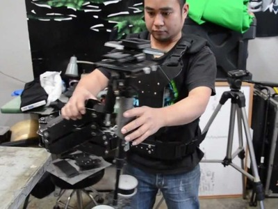 How to DIY Comfort Vest for Steadicam, Merlin, Flycam Part 1