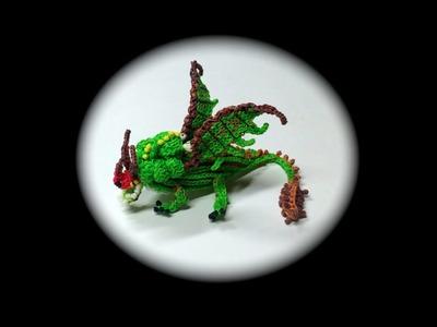 How to Loom Your Dragon (Part 3.4 Skullcrusher.Rumblehorn Adult)