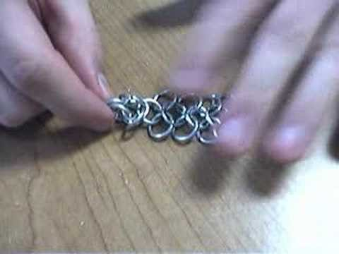 How To Make Chainmaille Box Pattern