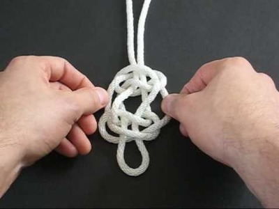 How to Tie a Plafond Knot by TIAT