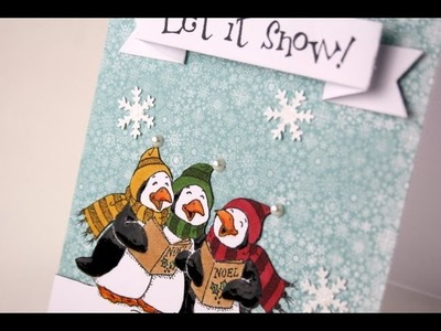 How-to video: Let it snow