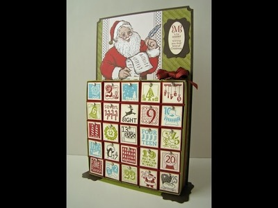 Inch Box Advent Calendar Part 1