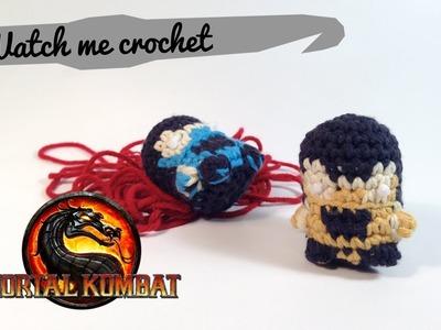 Mortal Kombat's Scorpion - Watch me Crochet