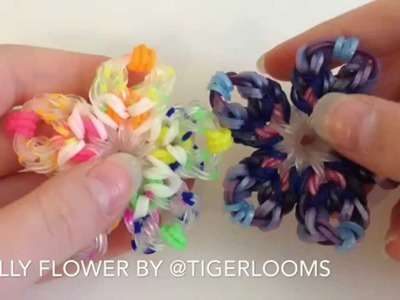 NEW Philly Flower | Rainbow Loom