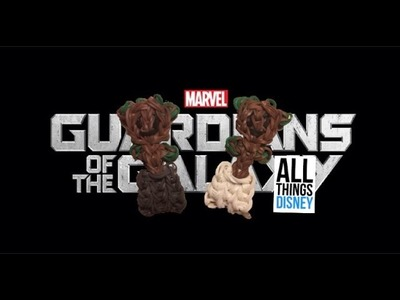 Rainbow Loom Baby Groot: Guardians of the Galaxy