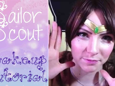 Sailor Scout Cosplay Makeup Tutorial