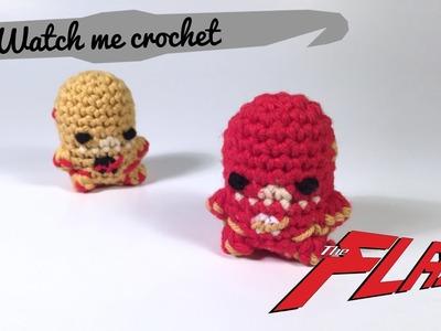 The Flash - Watch me Crochet