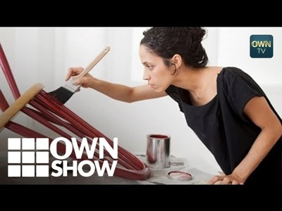 The Perfect DIY Project For A Non-DIY-er | #OWNSHOW | Oprah Winfrey Network