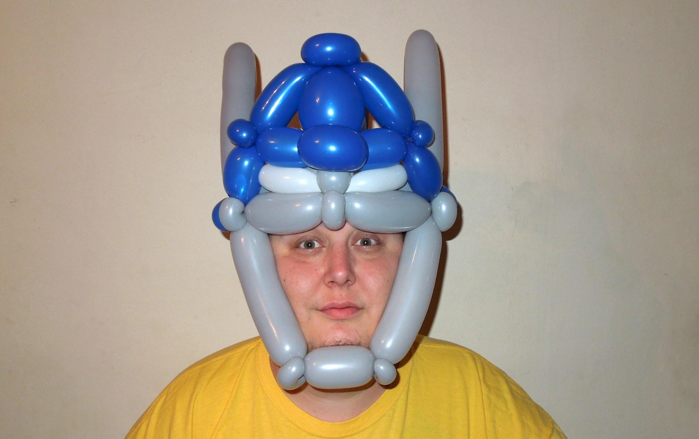 Transformers Optimus Prime Balloon Hat Chitwist Chicago Balloon