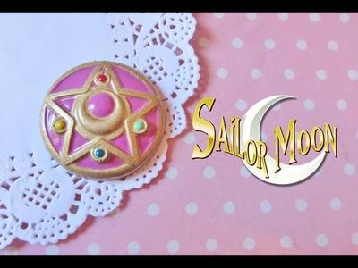 Tutorial spilla 'cristal star' in resina - Sailor Moon