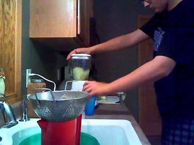 Apple Juice- How To!