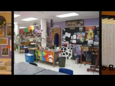 Art Room Space Organization