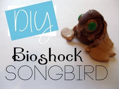 Bioshock Songbird Tutorial [Polymer Clay ^_^]