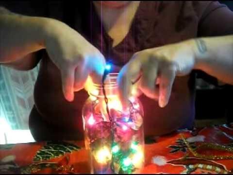 Christmas in a jar!