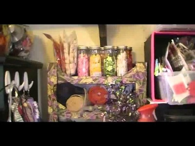 Craftroom storage and products I love