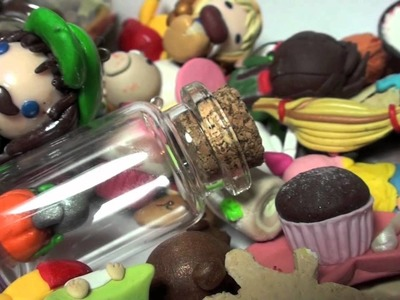 Cute Polymer Clay Charms