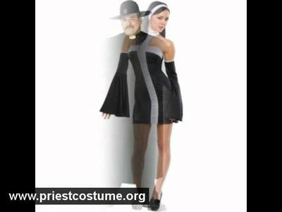 Halloween Costume Ideas Priest Costume - Priestcostume.org