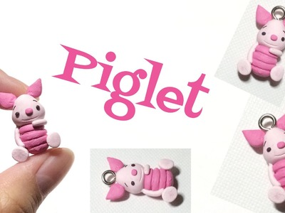 How To : Polymer Clay Piglet