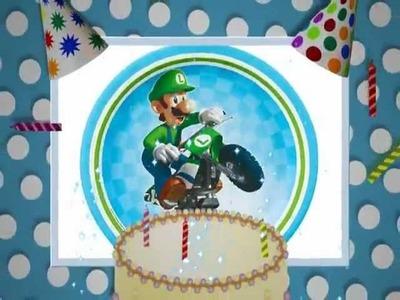 Mario Kart Wii Birthday Party Supplies