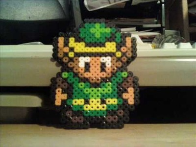 More perler beads.