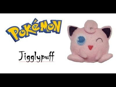 Pokemon: How To Make Jigglypuff Plushie Tutorial